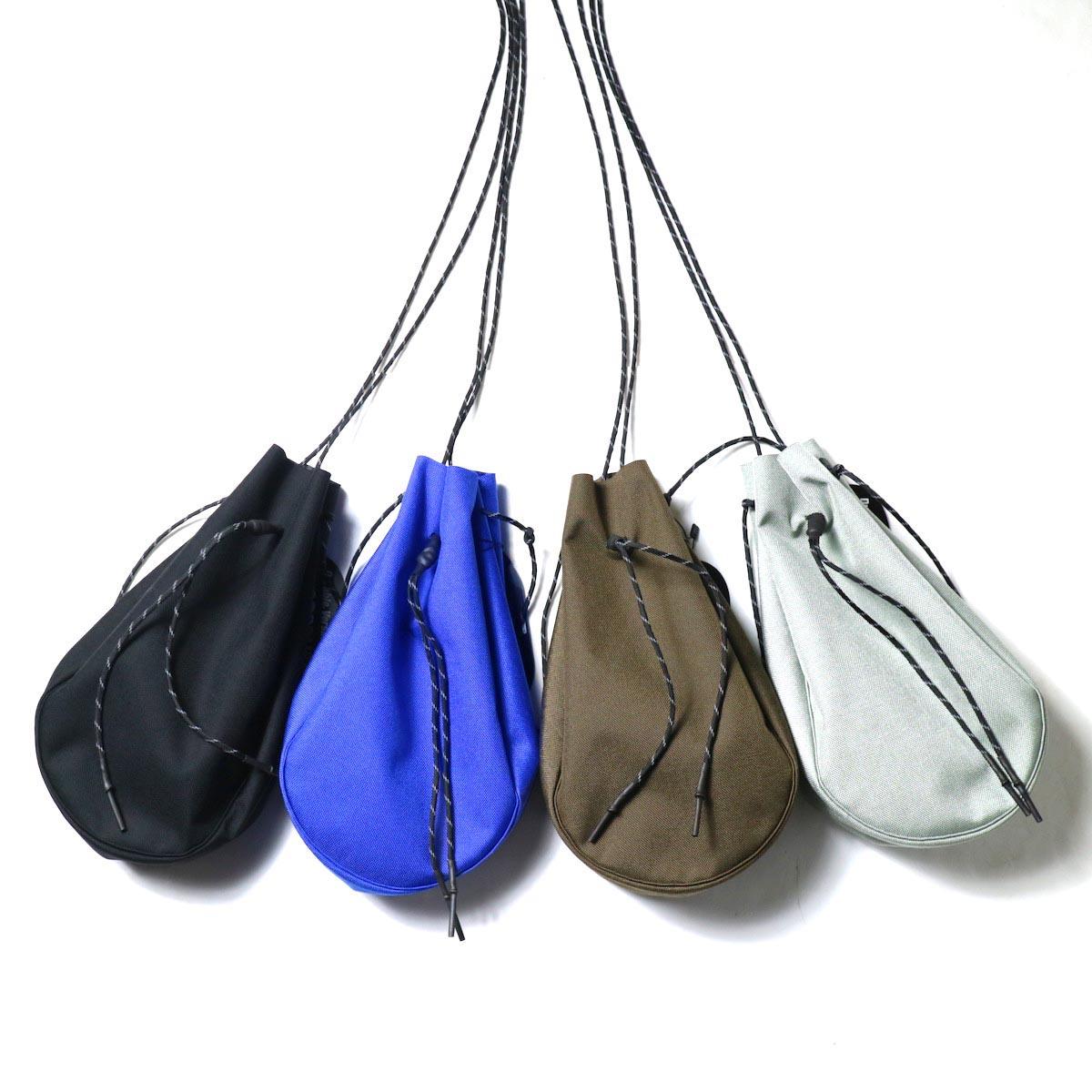 吉岡衣料店 / drawstring bag -L-. 4色