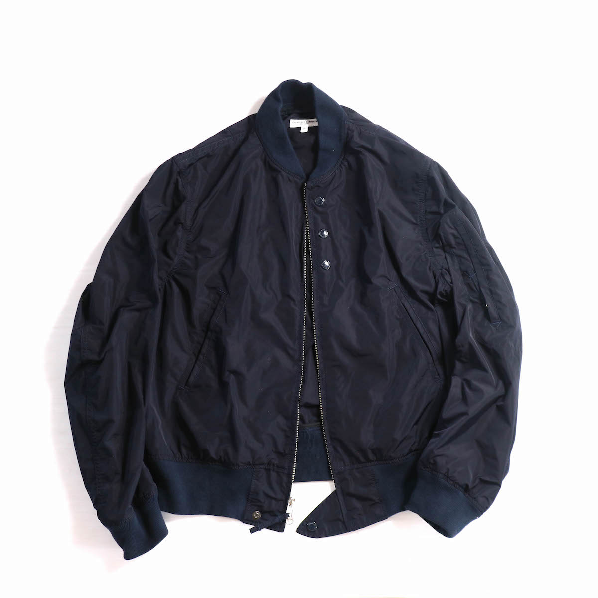 Engineered Garments / Aviator Jacket -Memory Polyester