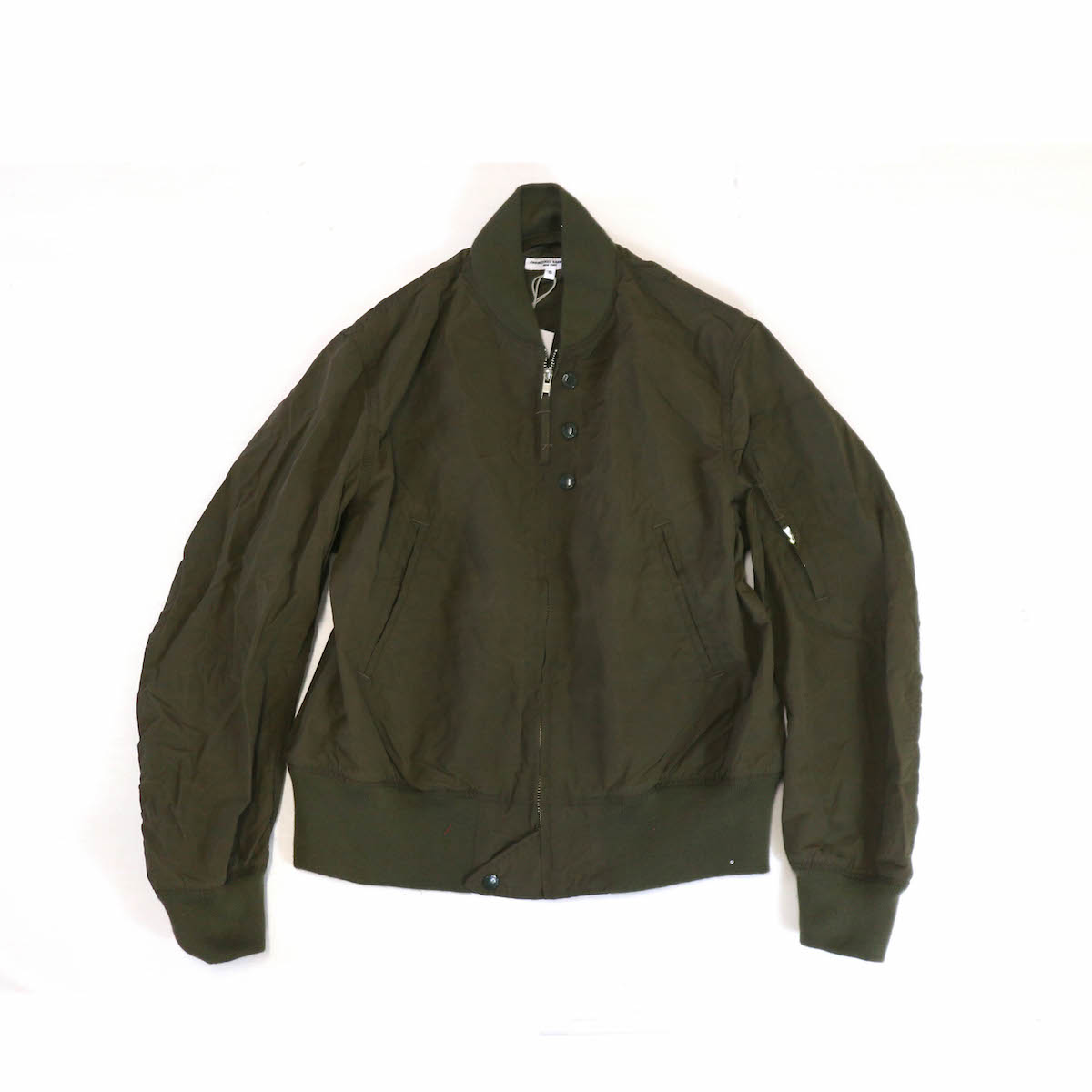 Engineered Garments / Aviator Jacket -4.5oz Waxed Cotton