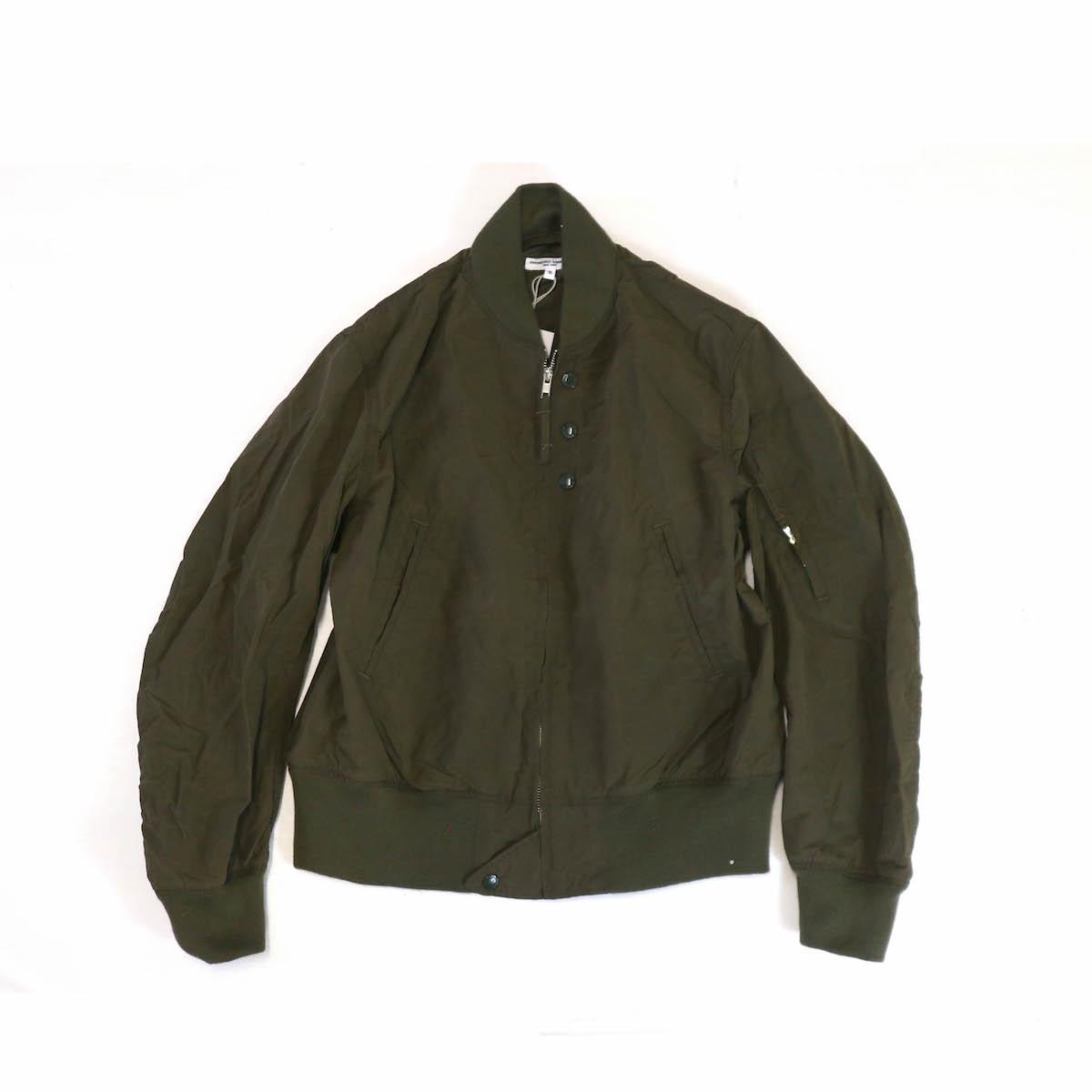 Engineered Garments / Aviator Jacket -4.5oz Waxed Cotton