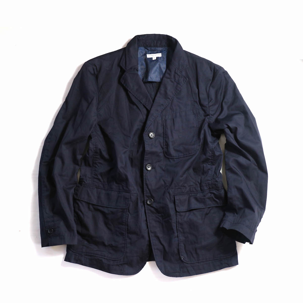 Engineered Garments / Baker Jacket - High Count Twill