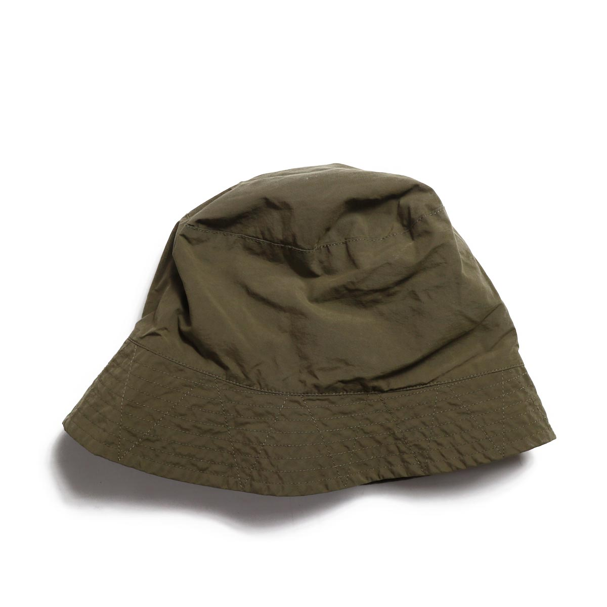 Engineered Garments / Bucket Hat -4.5oz Waxed Cotton