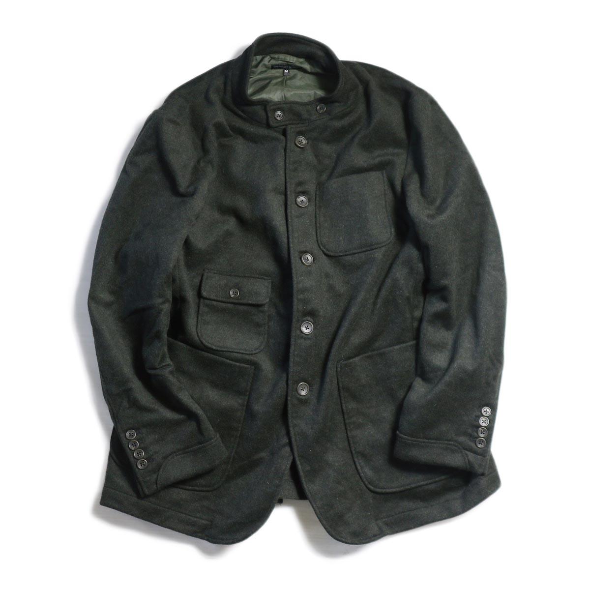 Engineered Garments / Grim Jacket -Wool Loden Cloth