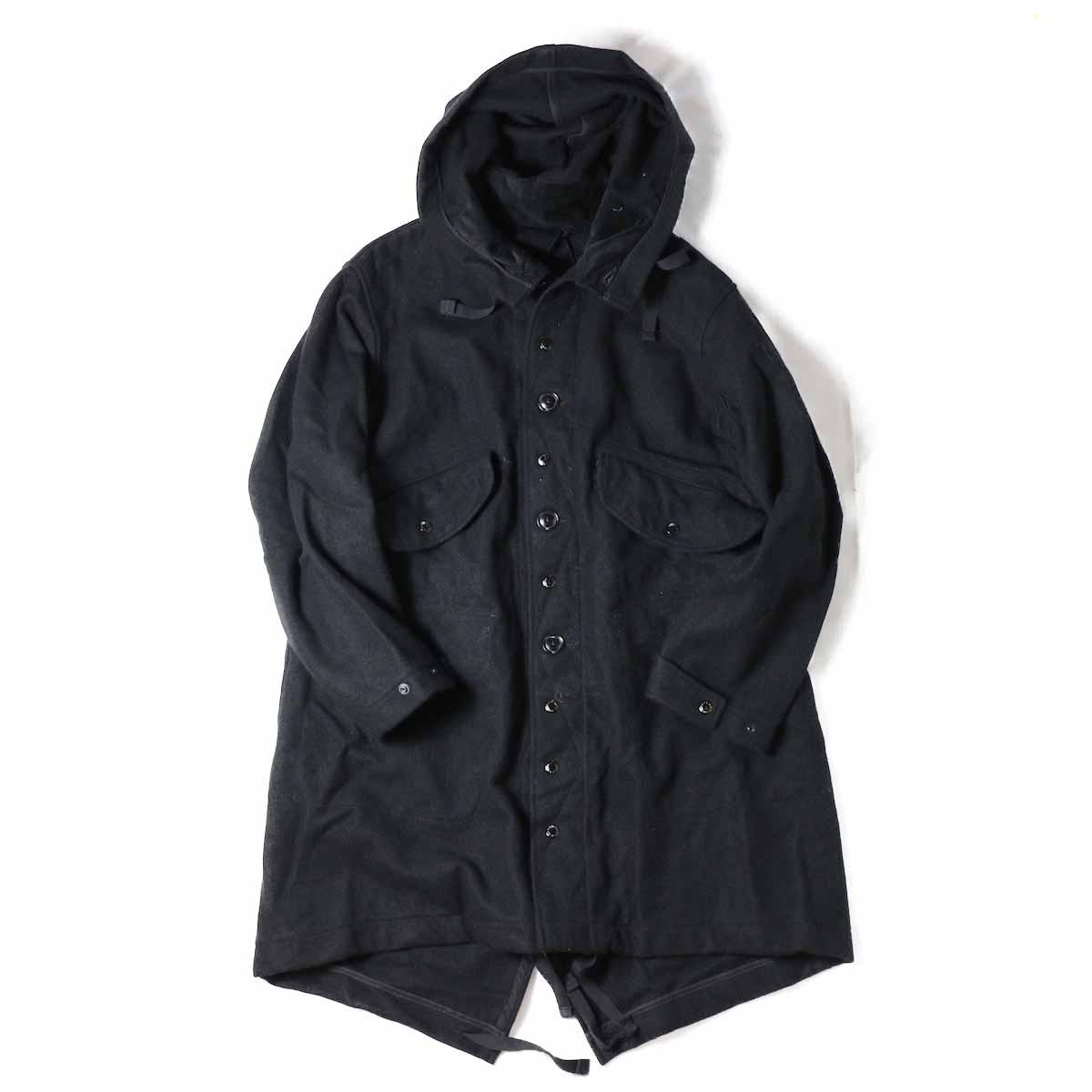 Engineered Garments / Highland Parka - Wool Melton