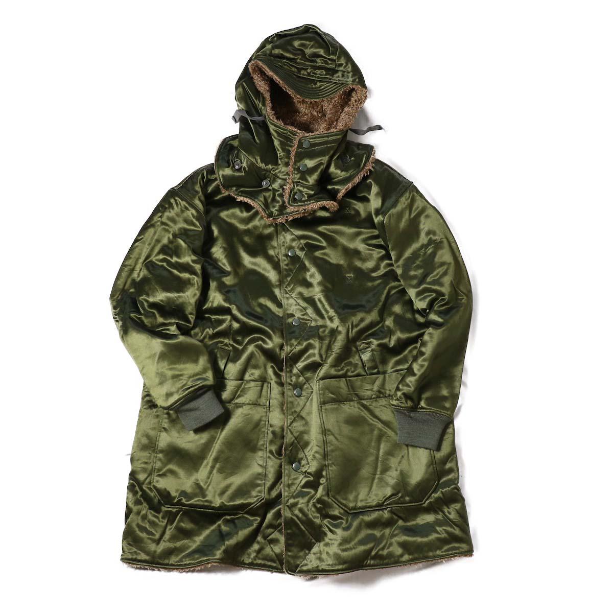 Engineered Garments / Liner Jacket - PC Kasha