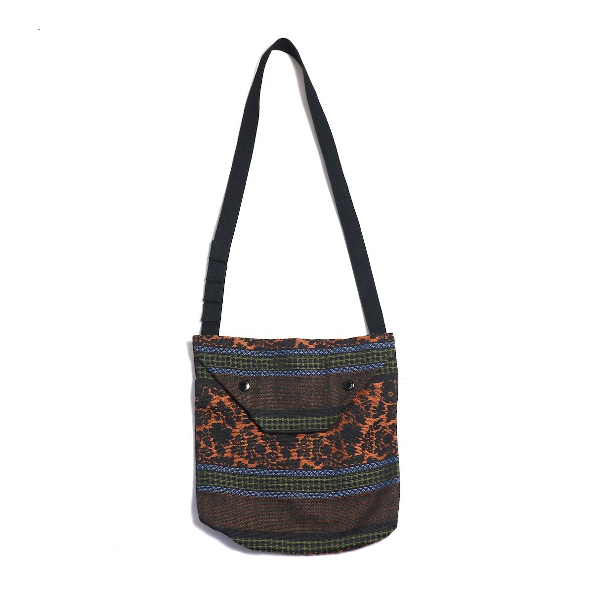 Engineered Garments / Shoulder Pouch - Ethnic Floral Jacquard