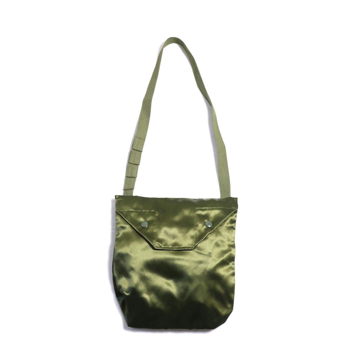 Engineered Garments / Shoulder Pouch - PC Kasha (Olive)