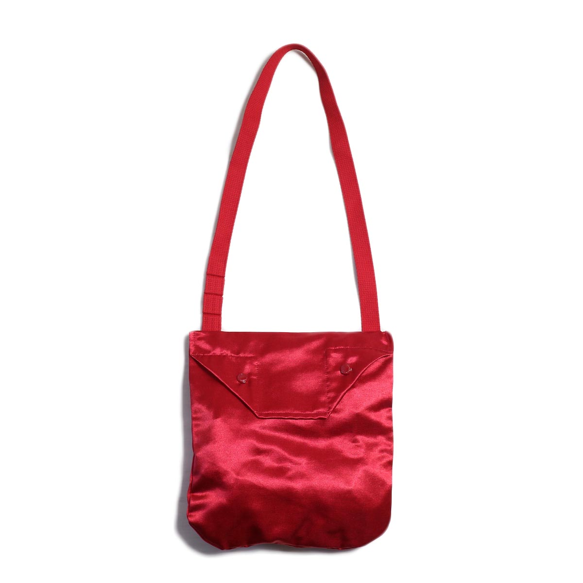 Engineered Garments / Shoulder Pouch - PC Kasha (Red)