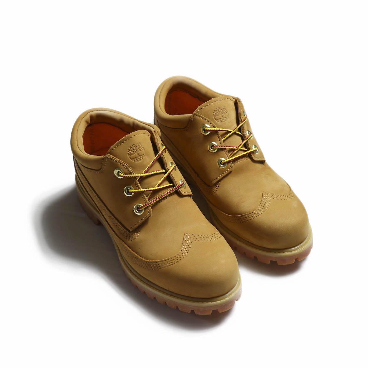 Engineered Garments × Timberland EG Special - Mid Wing Boot (Navy)Engineered Garments × Timberland EG Special - Mid Wing Boot (Wheat)