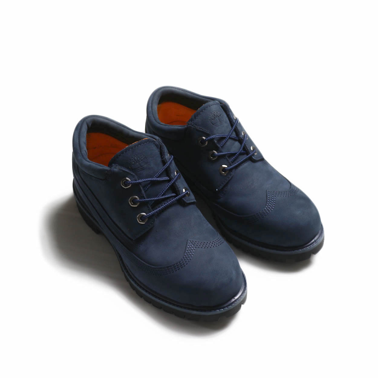 Engineered Garments × Timberland EG Special - Mid Wing Boot (Navy)