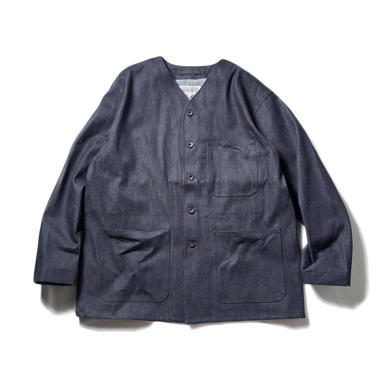 Engineered Garments WORKADAY / Engineer Jacket-Cone Denim