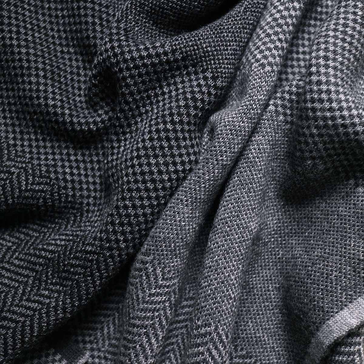 Engineered Garments / Knit Scarf - Wool HB 生地感