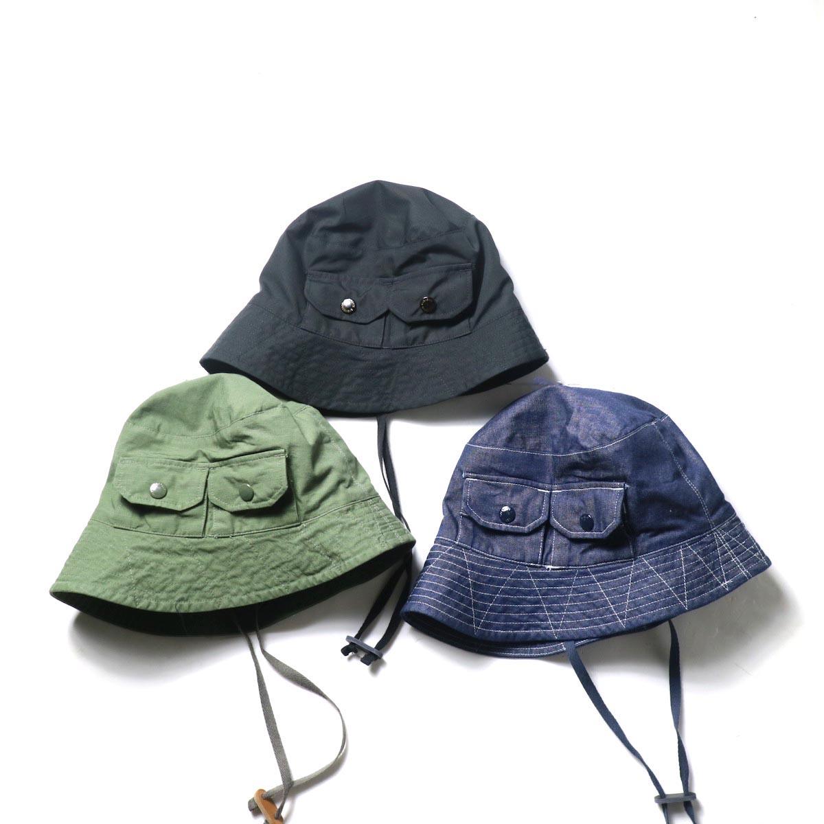 Engineered Garments / Explorer Hat