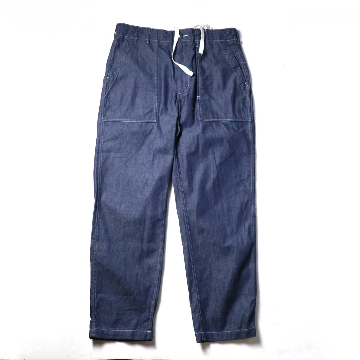 Engineered Garments / Fatigue Pant - 8oz Cone Denim (Indigo)