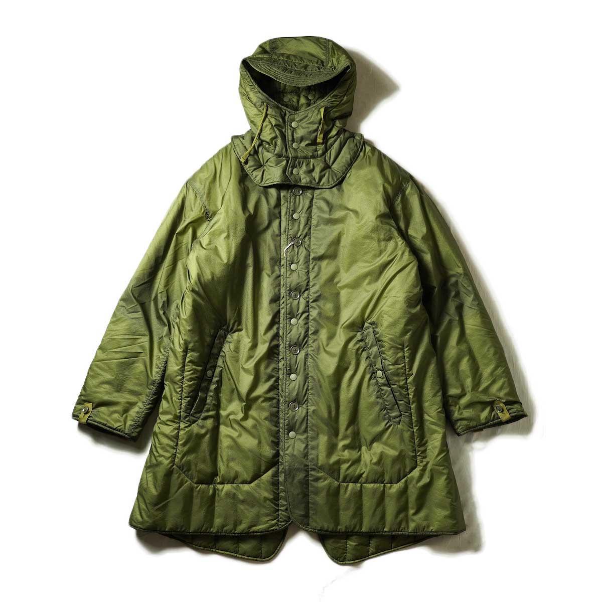 Engineered Garments / LINER JACKET - NYLON MICRO RIPSTOP (Olive)