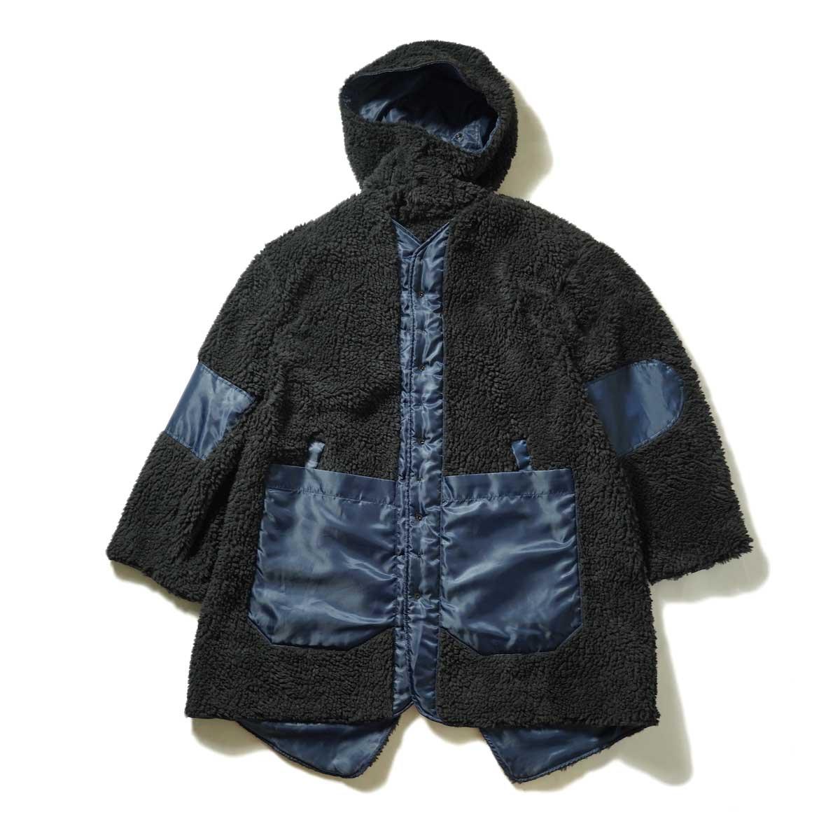 Engineered Garments / Liner Jacket (Navy Polyester Pilot Twill)
