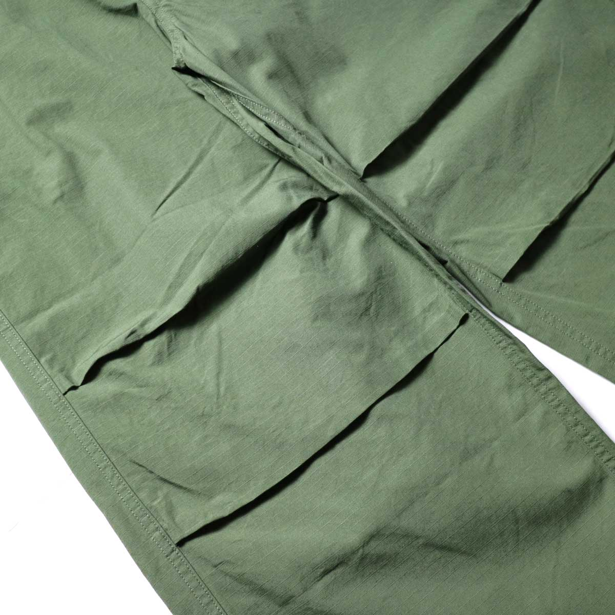 Engineered Garments / Over Pant -Cotton Ripstopタック