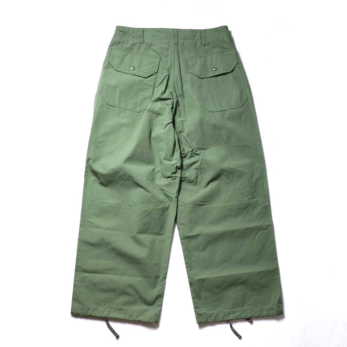 Engineered Garments / Over Pant -Cotton Ripstop ヒップ