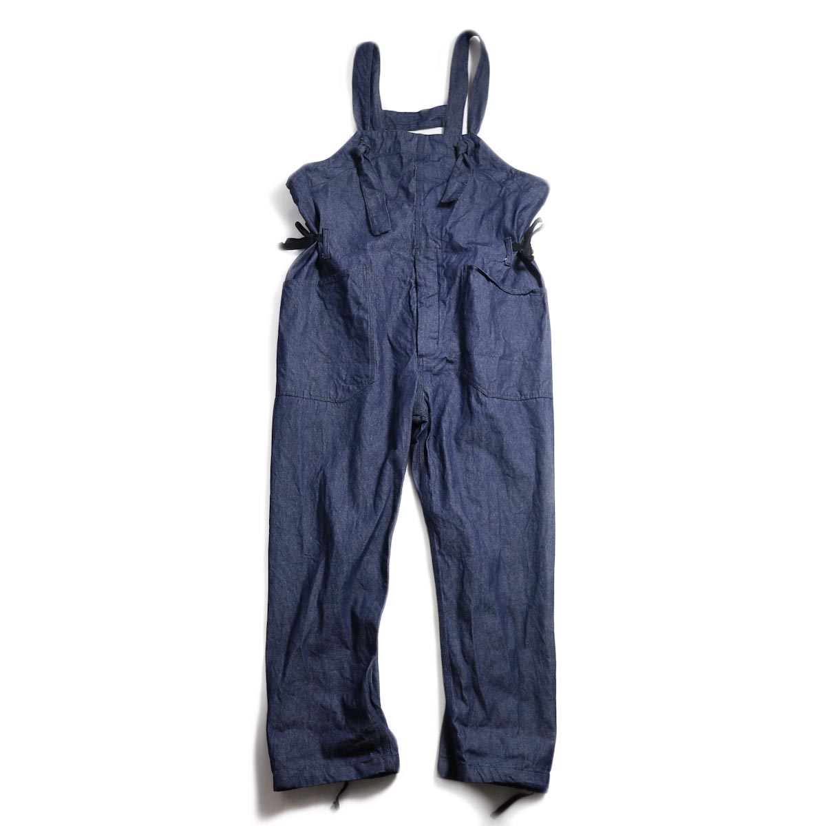 ENGINEERED GARMENTS / Overalls -8oz Denim