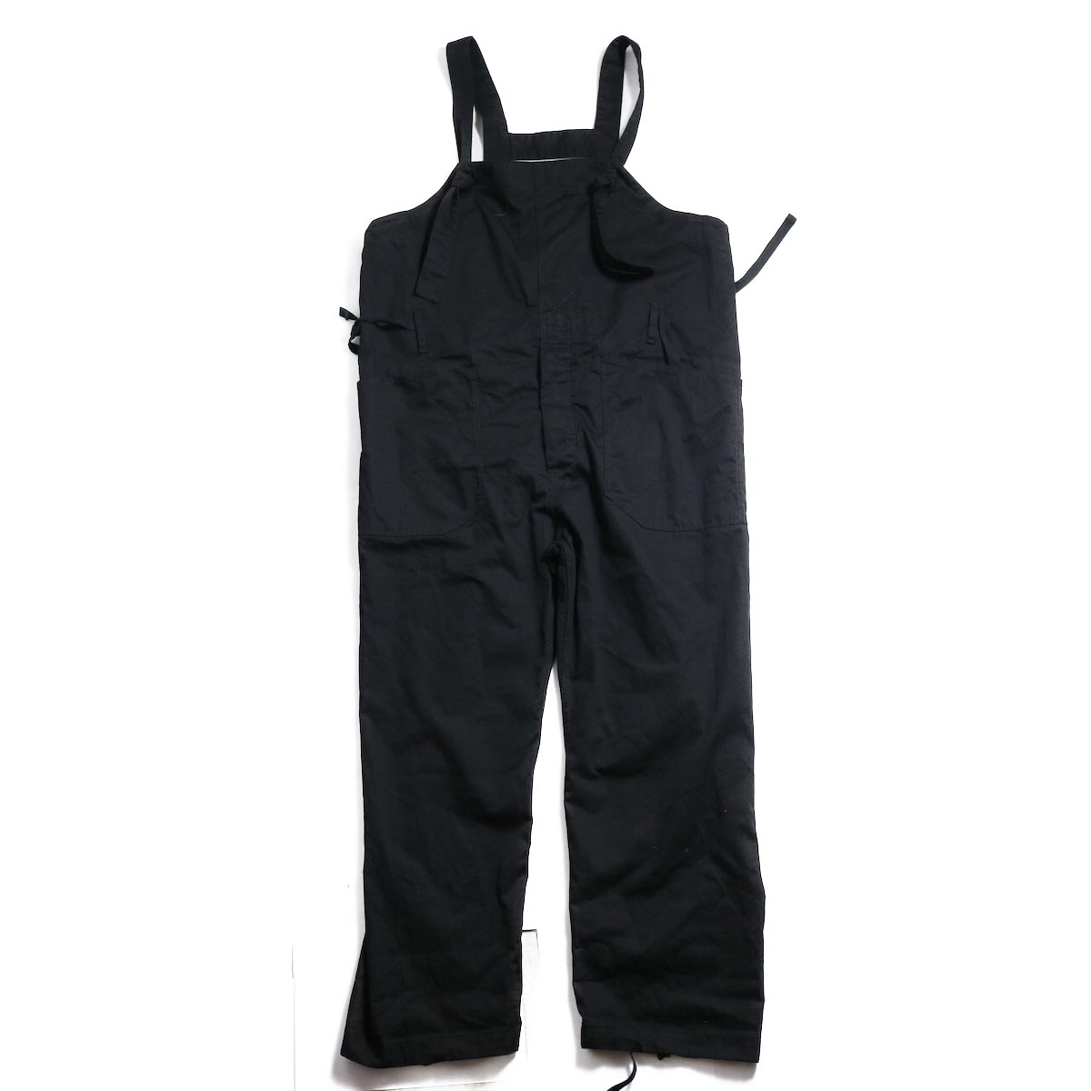 ENGINEERED GARMENTS / Overalls -6.5oz Flat Twill