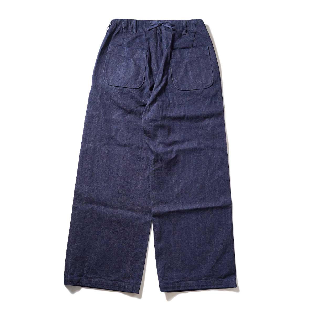 ENGINEERED GARMENTS / Sailor Pant (Indigo) 背面