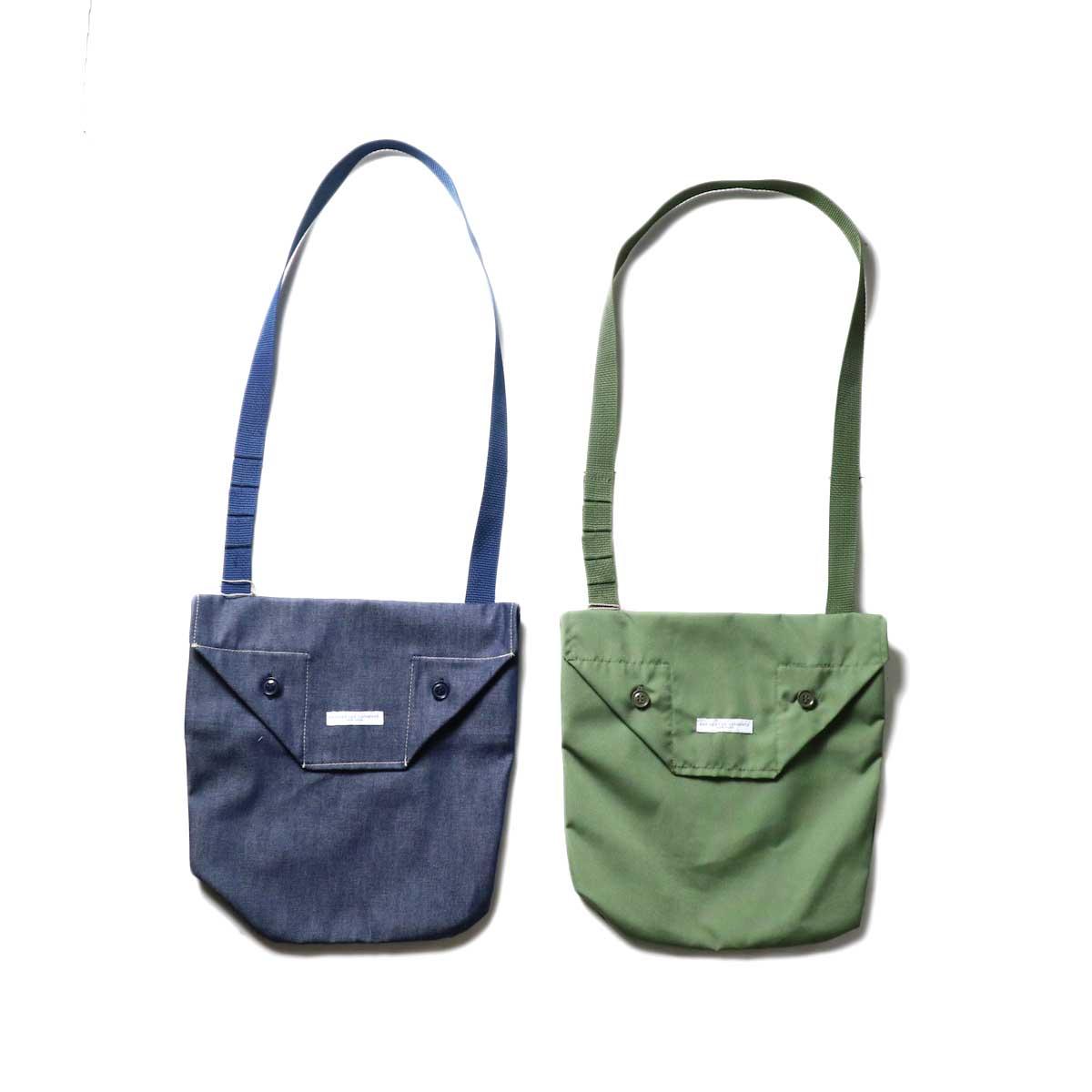 Engineered Garments / Shoulder Pouch