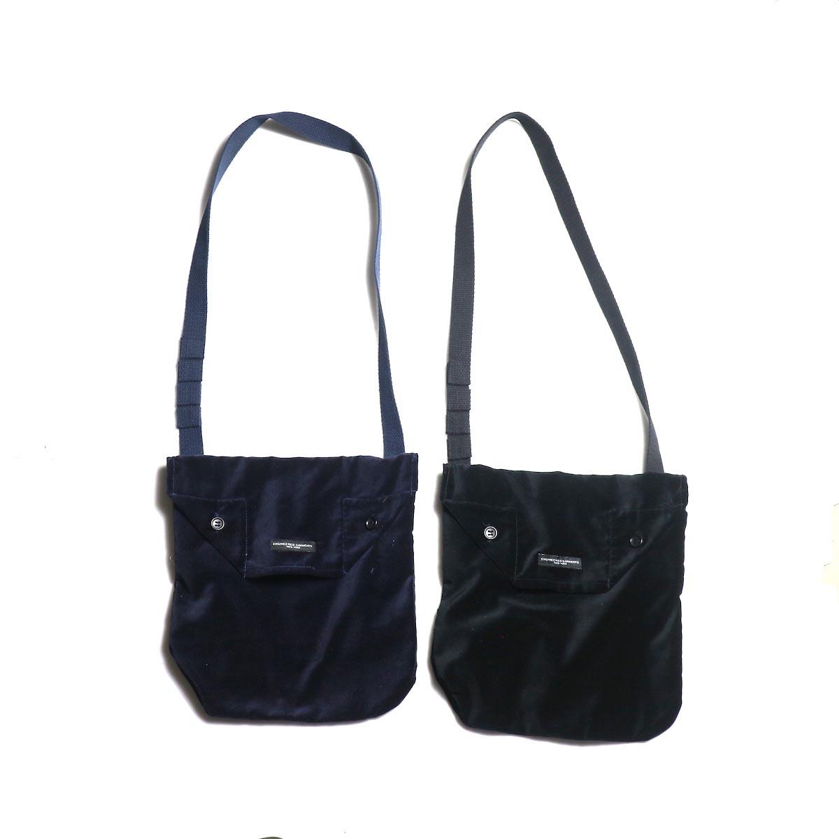 Engineered Garments / Shoulder Pouch -Cotton Velveteen
