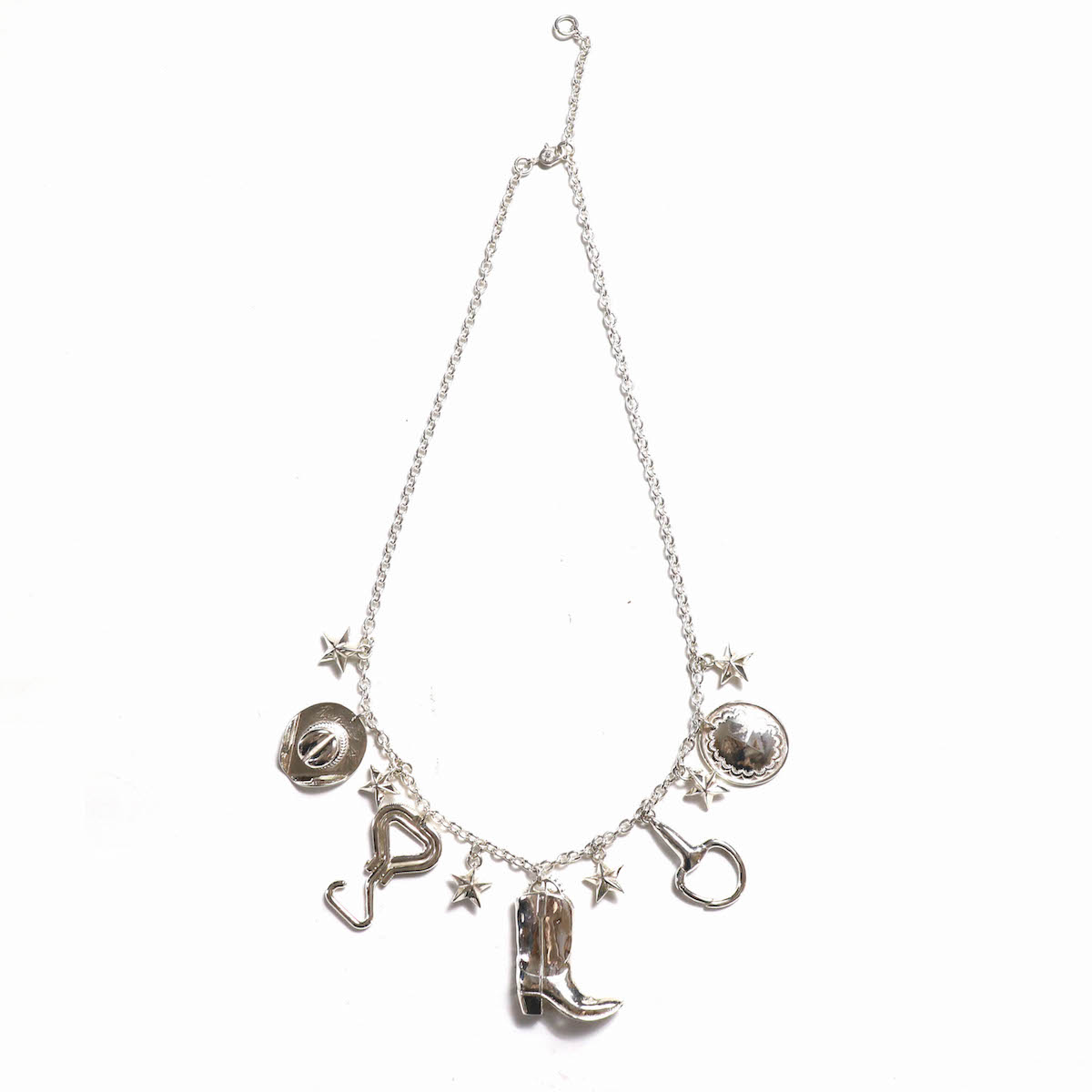 END / western necklace