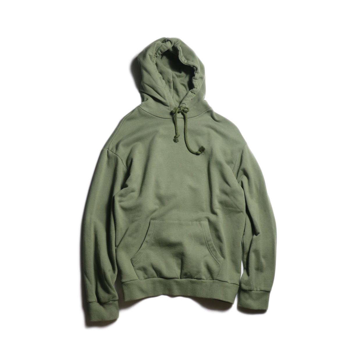 EVCON / BASIC SWEAT PARKA (Olive)
