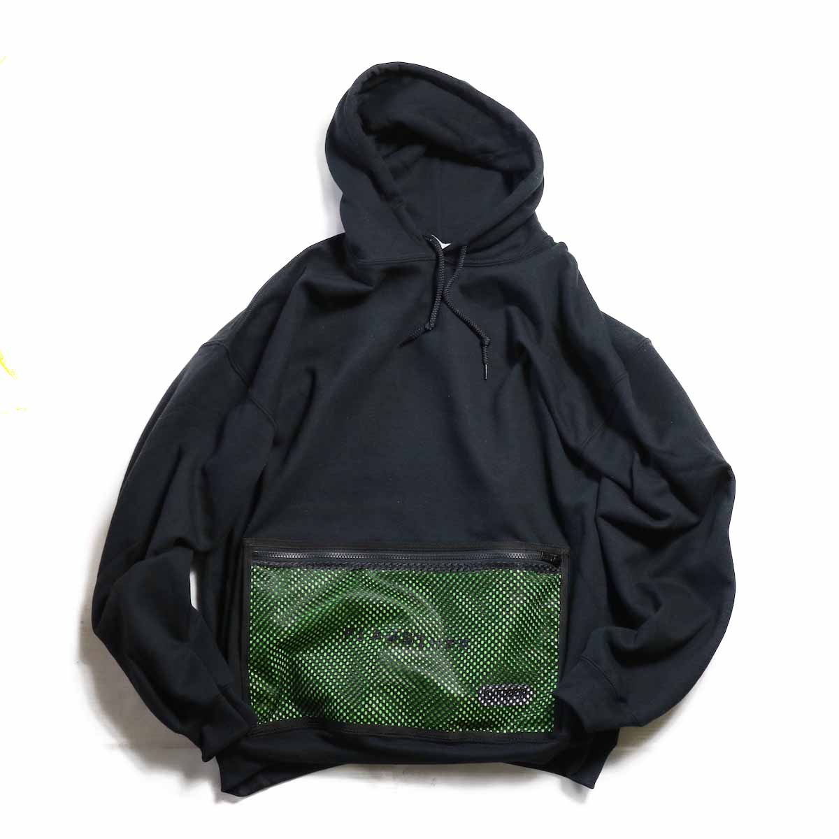 F-LAGSTUF-F / OUTDOOR PRODUCTS L/S HOODIE -BLACK