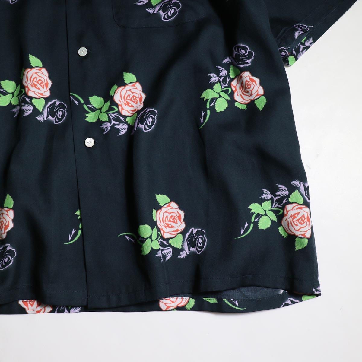 F-LAGSTUF-F  / ROSE S/S SHIRTS 裾