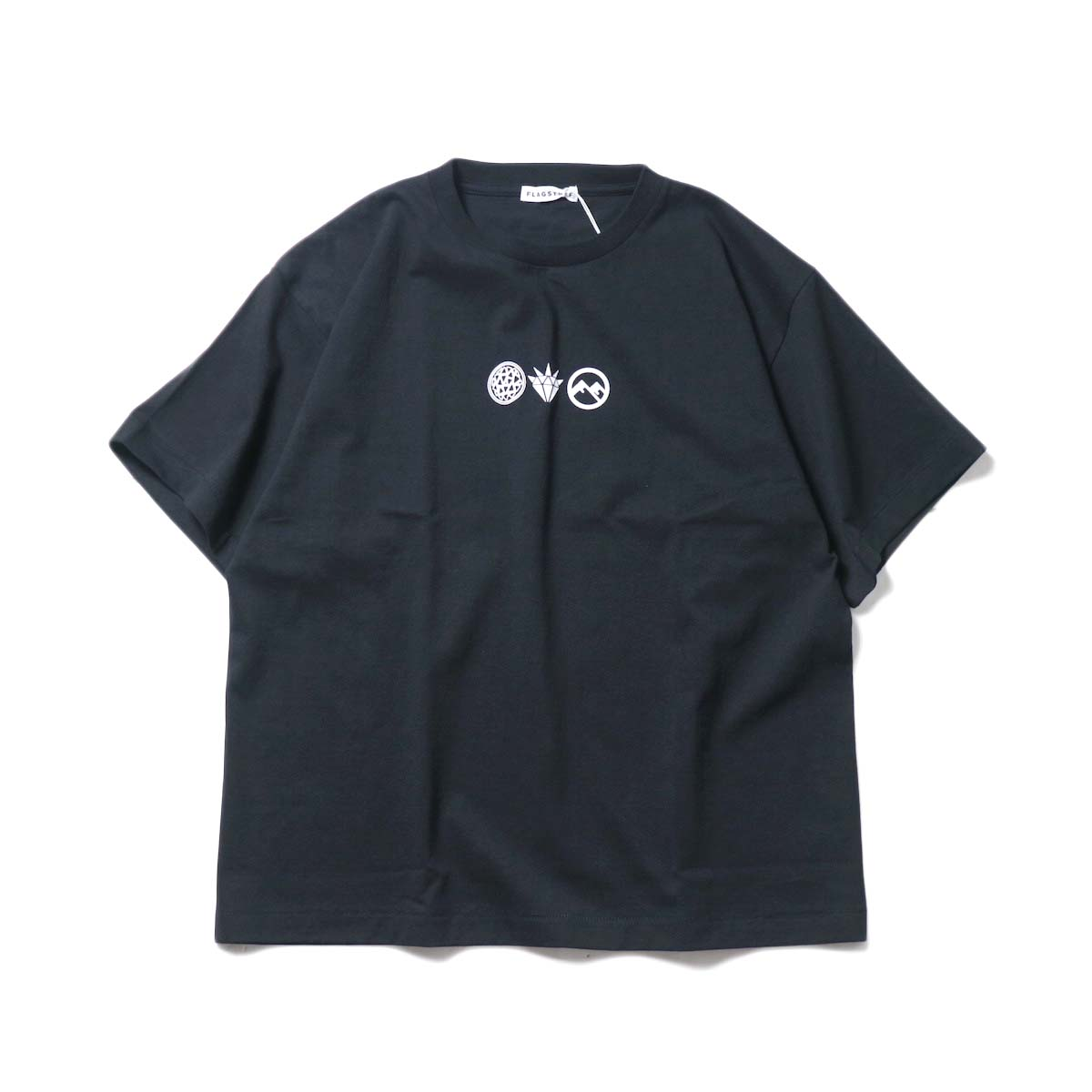 F-LAGSTUF-F × 鶴仙園 × Spycygem / Cactus Tee (Black)