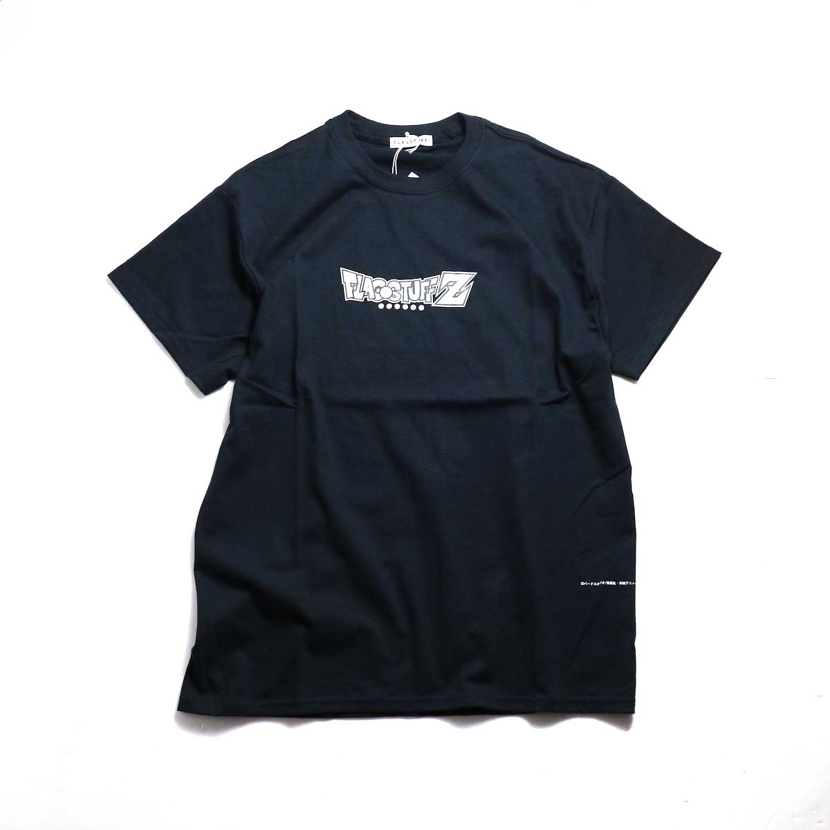 "F-LAGSTUF-F × DRAGON BALL / ""F-LAGSTUF-F Z"" Tee -Black"