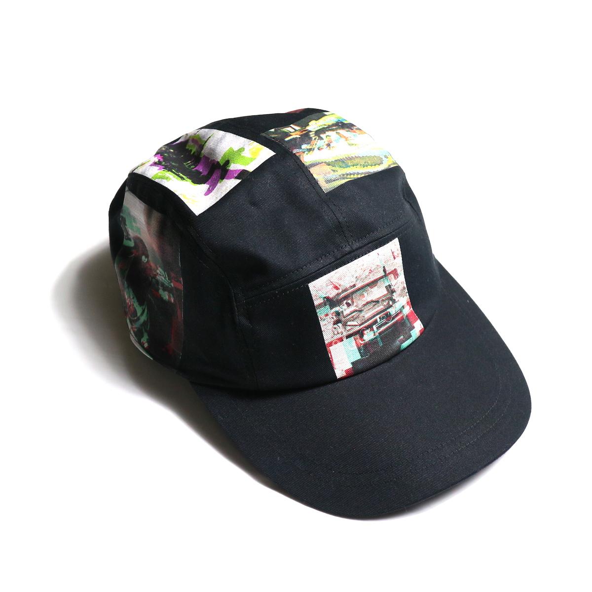 "F-LAGSTUF-F / ""MULTI PRINT JET CAP"" -Black"