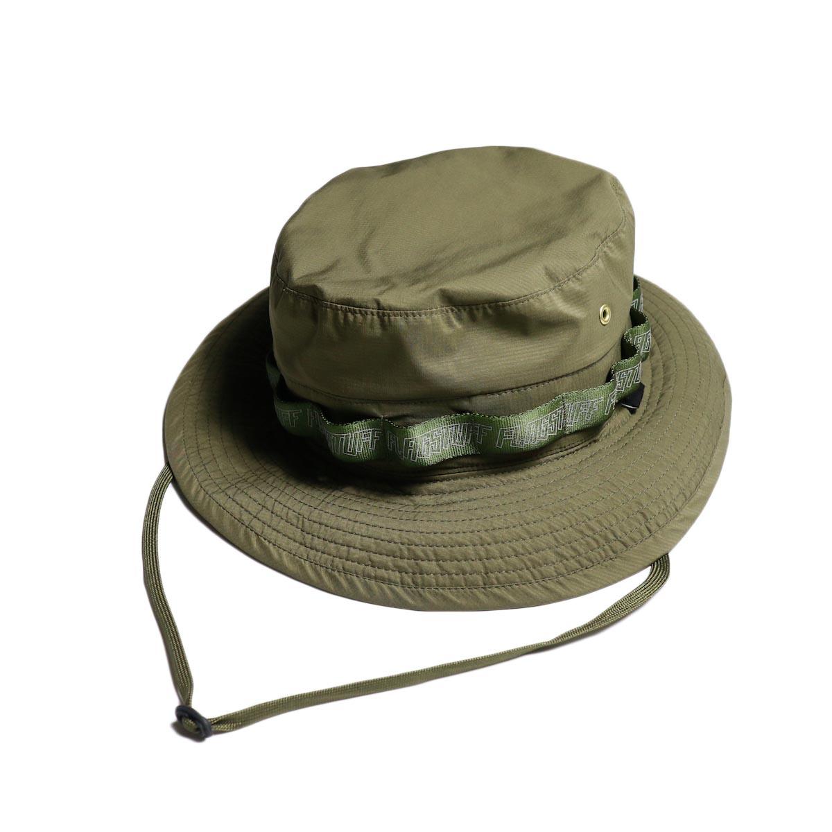 """F-LAGSTUF-F / """"Safari HAT"""" -Olive Drab"""