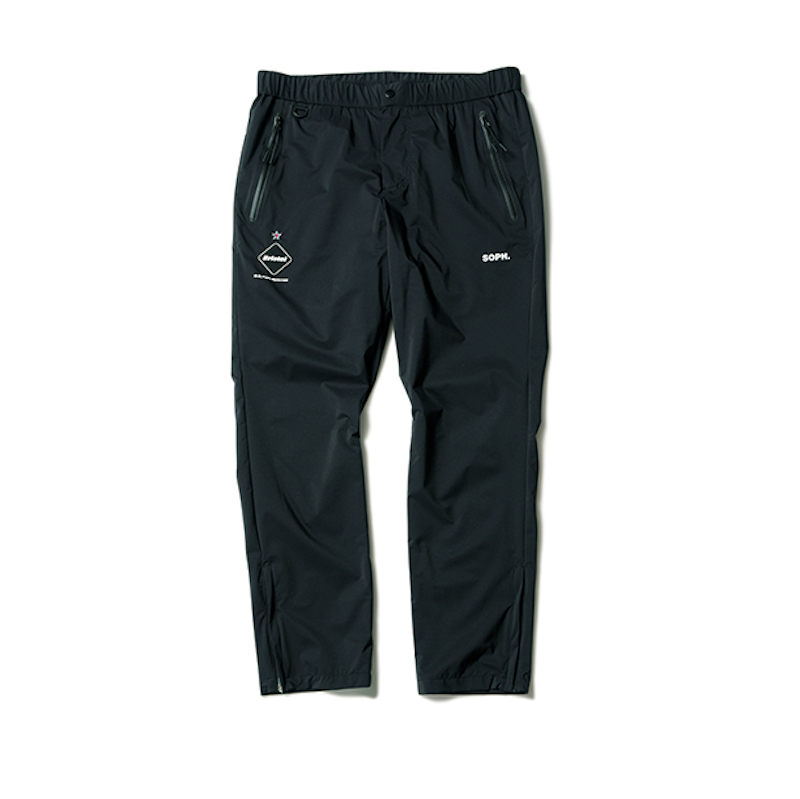 F.C.Real Bristol / WARM UP ANKLE CUT PANT -BLACK