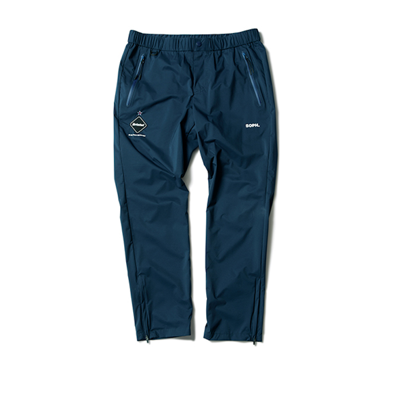 F.C.Real Bristol / WARM UP ANKLE CUT PANT -NAVY