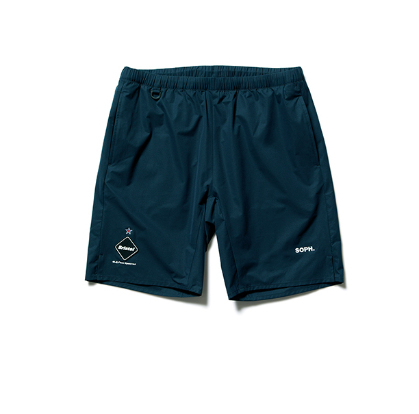 F.C.Real Bristol / STRETCH LIGHT WEIGHT EASY SHORTS -navy