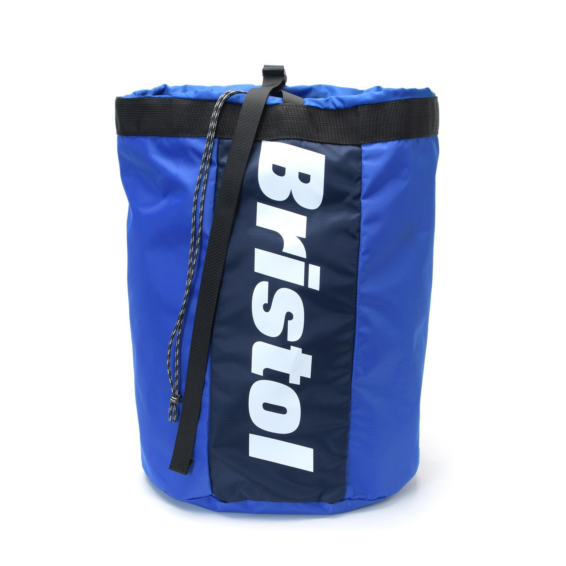F.C.Real Bristol / COLOR BLOCK BACK PACK -blue