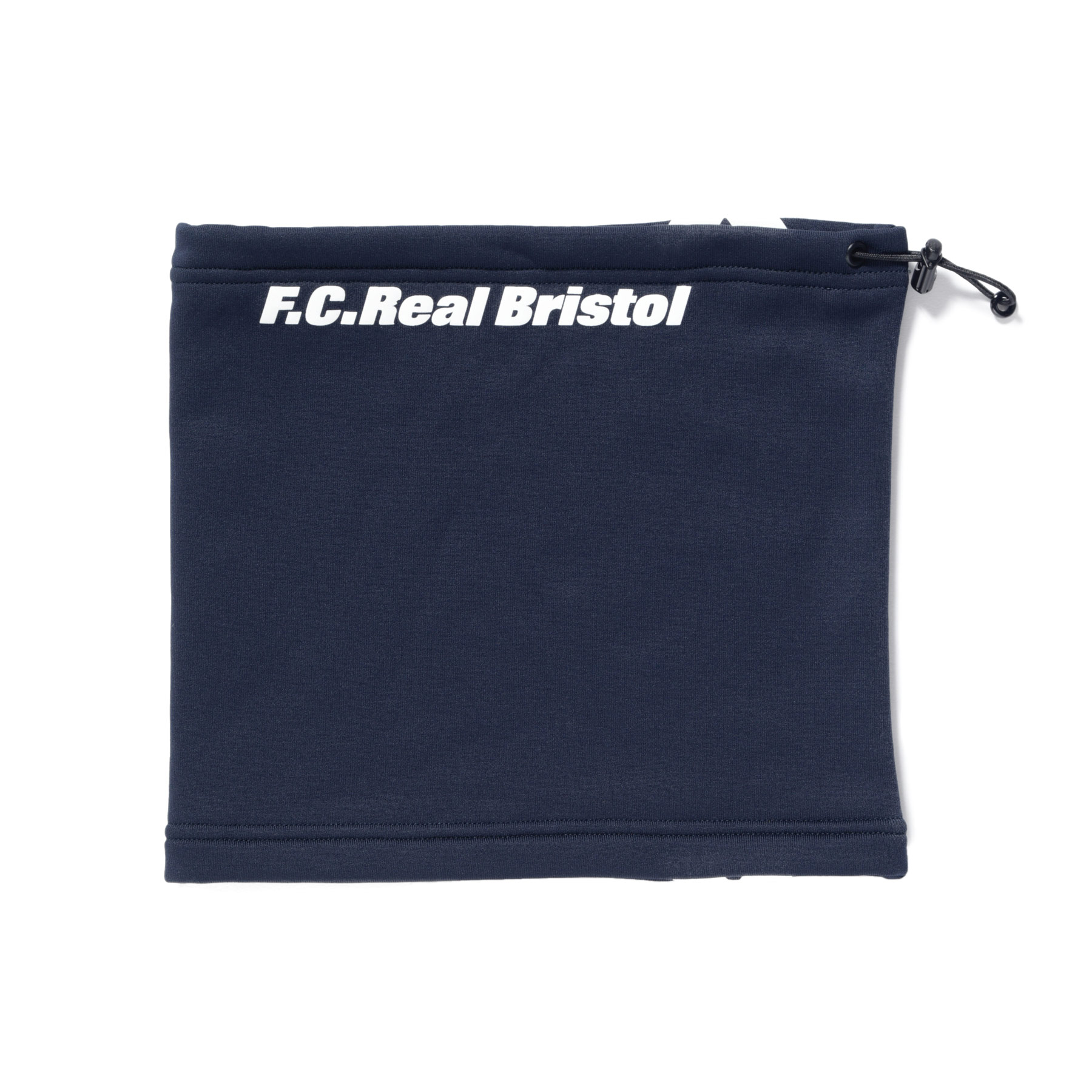 F.C.Real Bristol / POLARTEC FLEECE NECK WARMER -NAVY