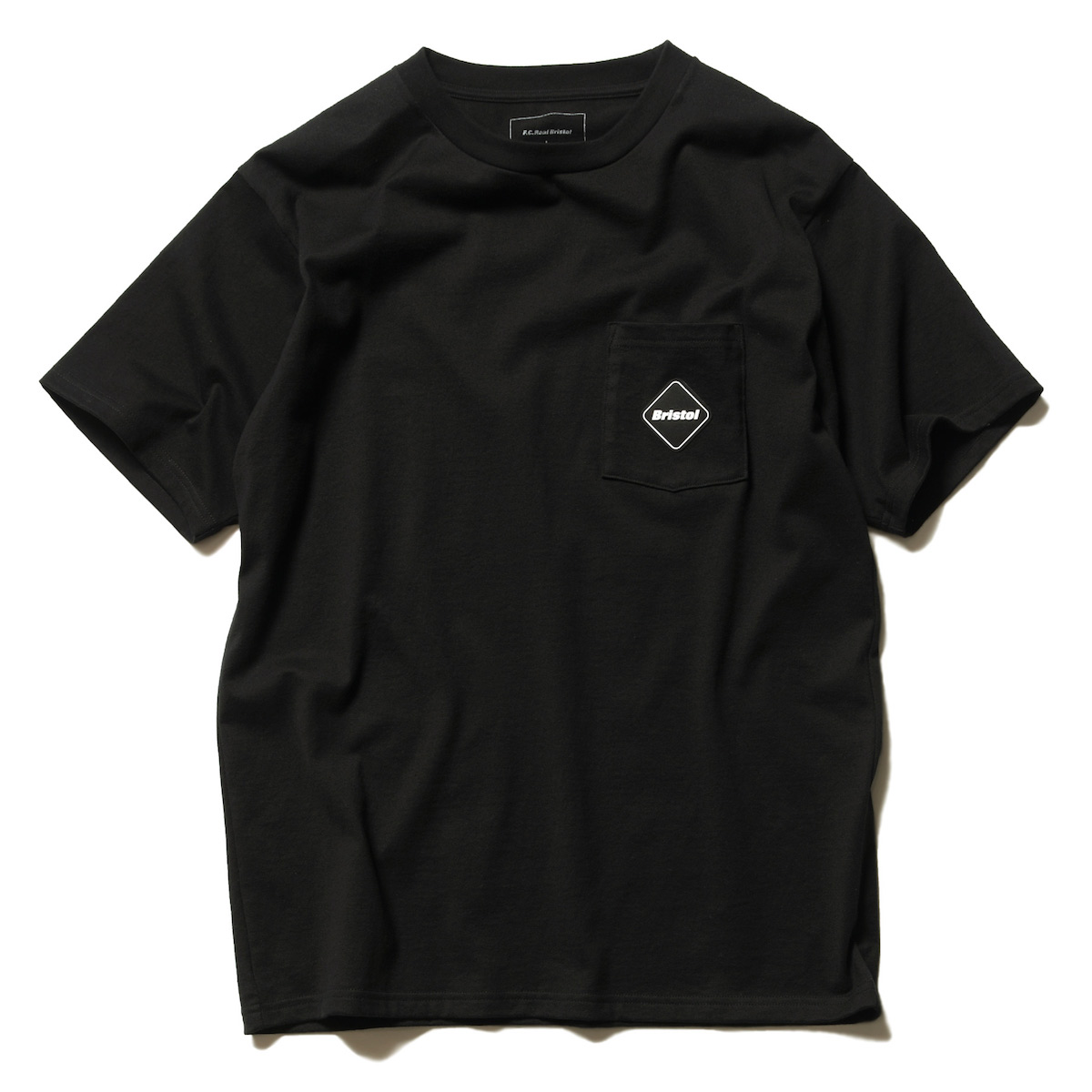 F.C.Real Bristol / 41 STAR TEE -Black