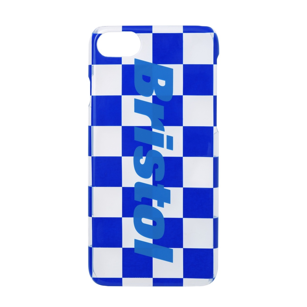 F.C.Real Bristol / BRISTOL PHONE CASE (for iPhone 6/7/8) -Blue