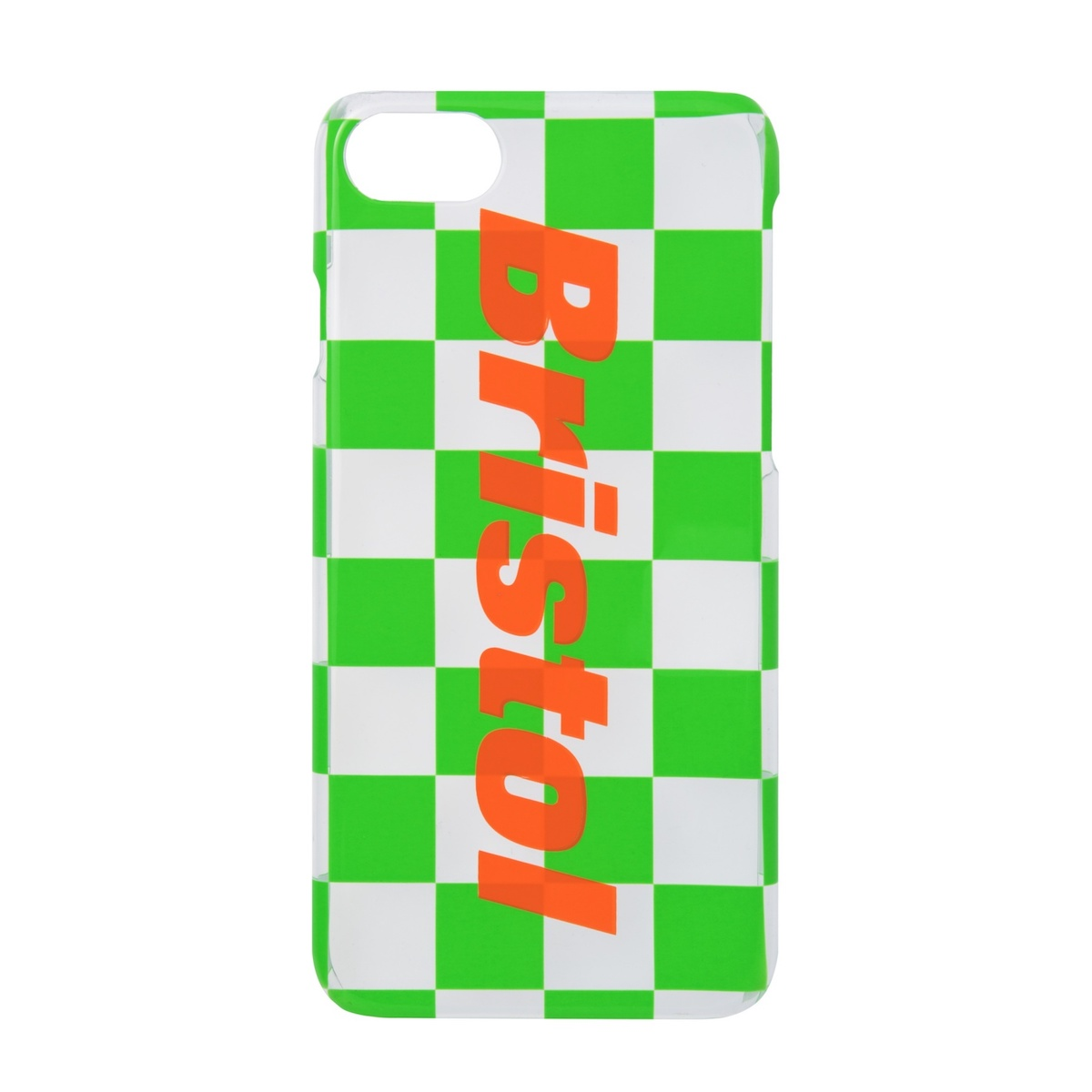 F.C.Real Bristol / BRISTOL PHONE CASE (for iPhone 6/7/8) -Green
