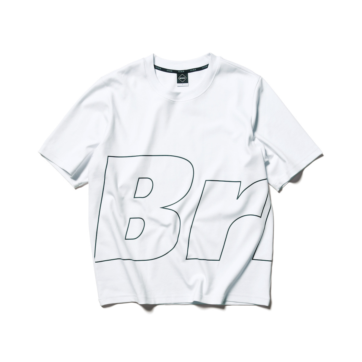 F.C.Real Bristol / RELAX FIT TEE (White)