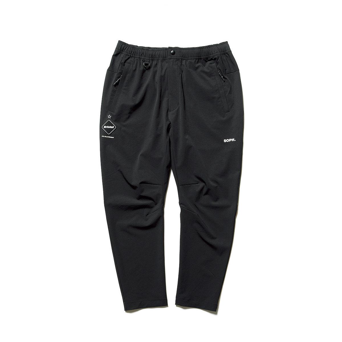 F.C.Real Bristol / EASY TAPERED PANTS (black)
