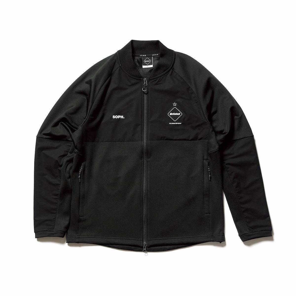 F.C.Real Bristol / PDK JACKET (Black)