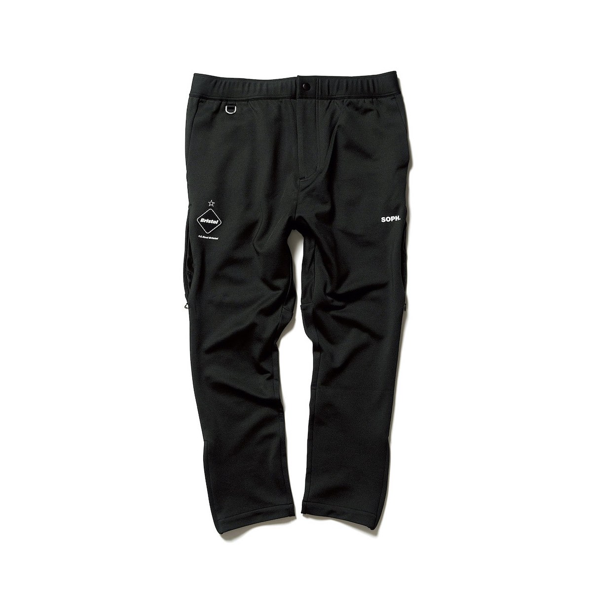 F.C.Real Bristol / PDK PANTS (Black)