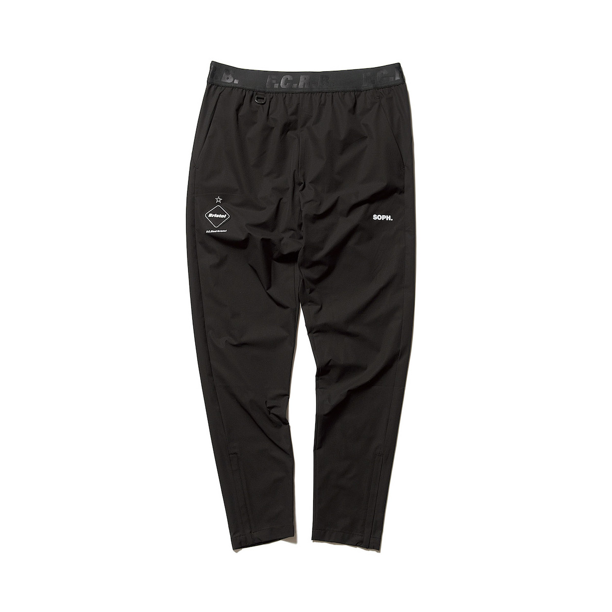 F.C.Real Bristol / STRETCH LIGHT WEIGHT EASY PANTS (Black)