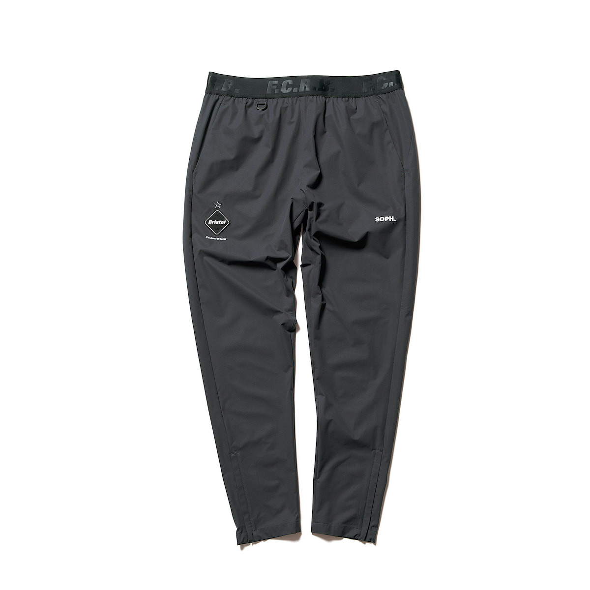 F.C.Real Bristol / STRETCH LIGHT WEIGHT EASY PANTS (Gray)