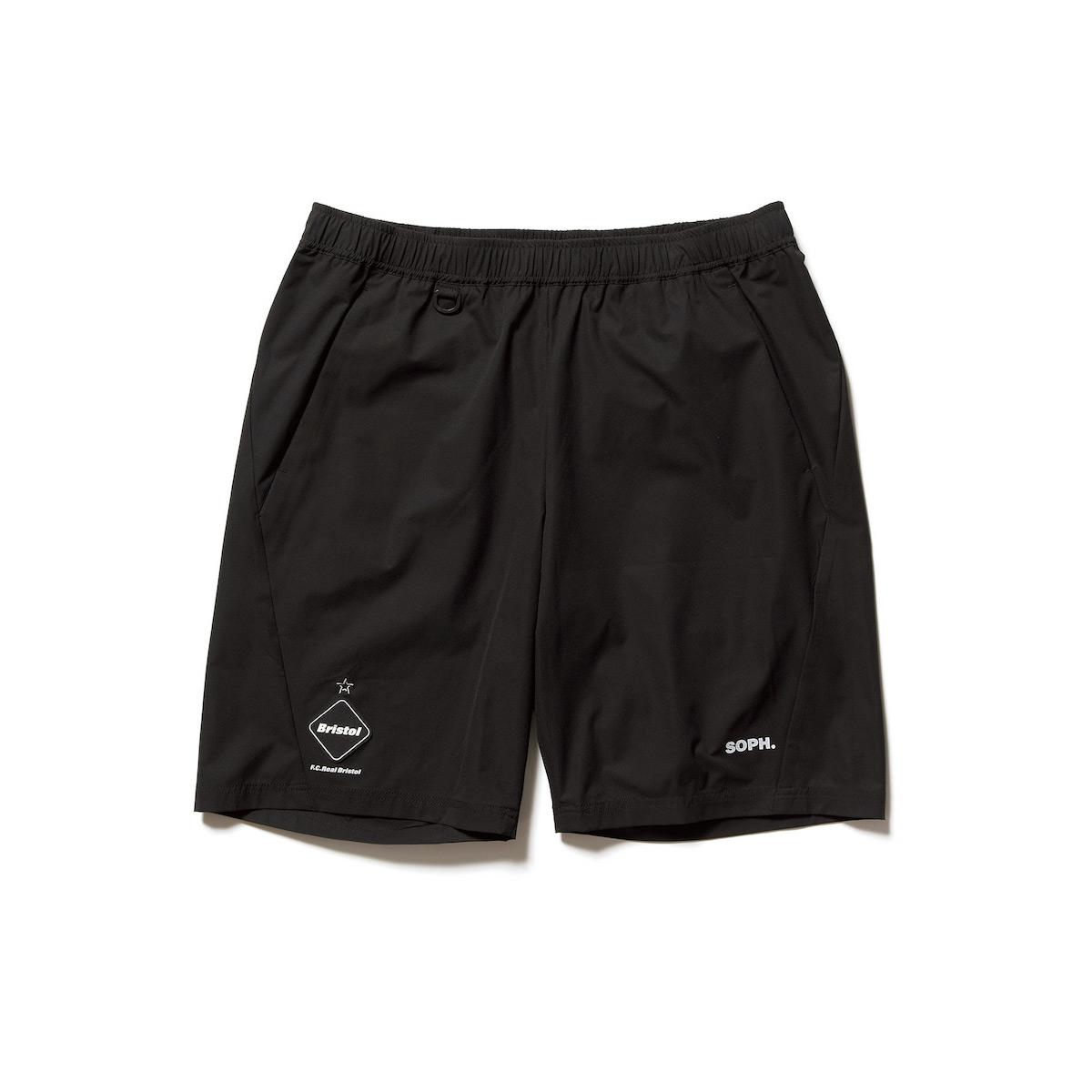 F.C.Real Bristol / GAME SHORTS (Black)